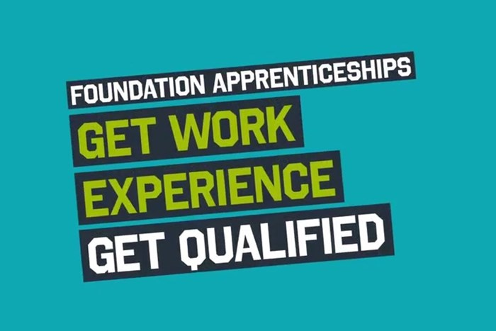 Foundation Apprenticeships in Social Services and Healthcare